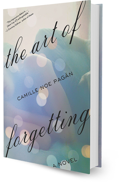 The Art of Forgetting, a novel by Camille Pagán