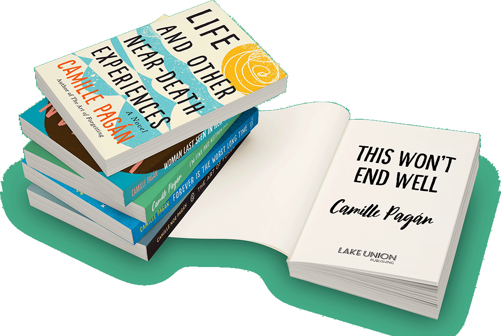 Books by Camille Pagán